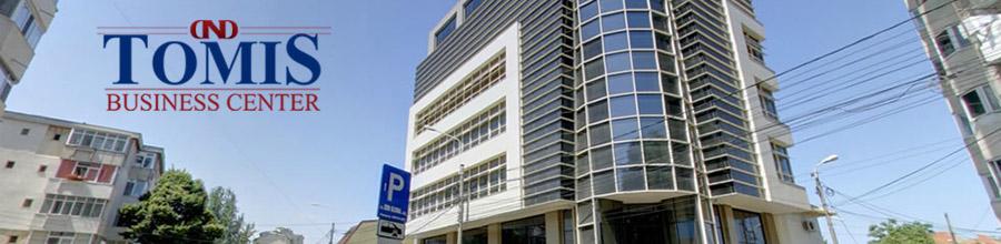 TOMIS BUSINESS CENTER, ANSAMBLUL REZIDENTIAL SALCAMILOR Constanta Logo