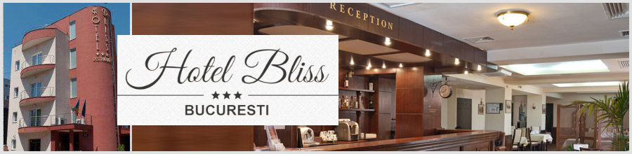 HOTEL BLISS CONFORT*** Logo