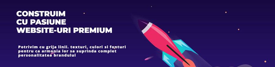 Atelier de Web servicii web design Bucuresti Logo