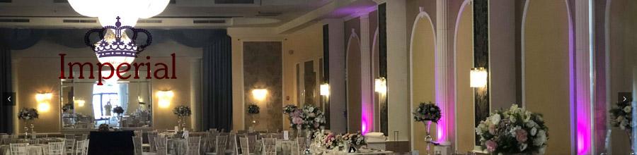 Imperial Ballrooms - Centru evenimente private si corporate Bucuresti Logo