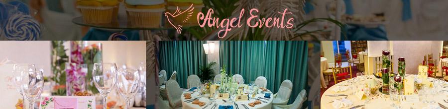 Angel Events - salon organizare evenimente Bucuresti Logo