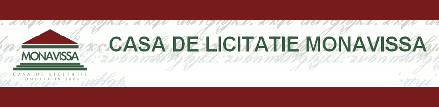 CASA DE LICITATII MONAVISSA Logo