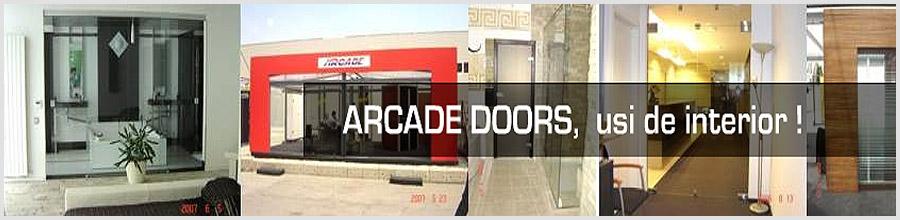 ARCADE TRADING Logo