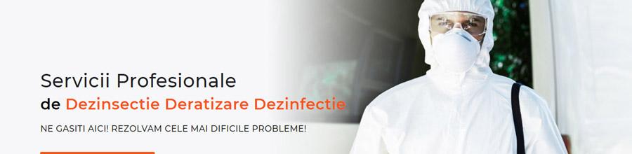 Eficient Eco DDD Deratizare, Dezinsectie si Dezinfectie prin nebulizare cu solutii avizate in Bucuresti si Ilfov Logo