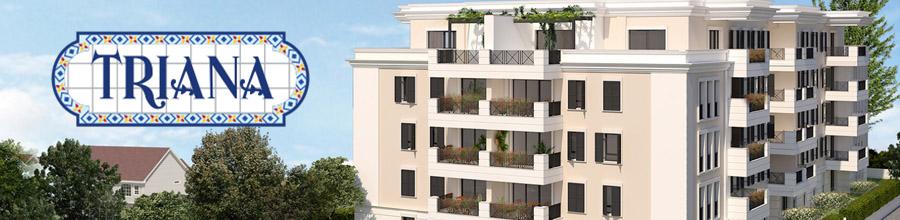 Ansamblul rezidential Triana Residence Pipera Logo