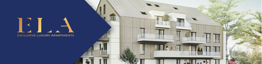 Exclusive Luxury Apartments Baneasa Logo