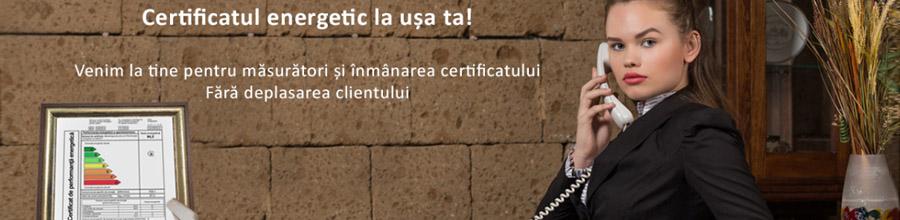 Certificate energetice Bucuresti Logo