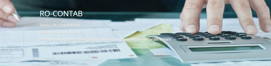 RO-CONTAB COMPANY servicii contabile Bucuresti Logo