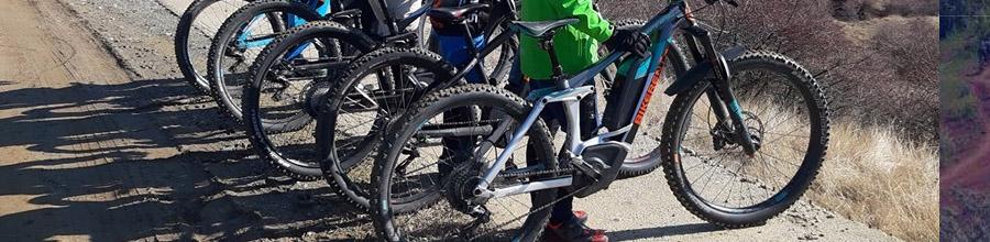 Bike Rent & Tour Inchirieri biciclete Bucuresti Logo
