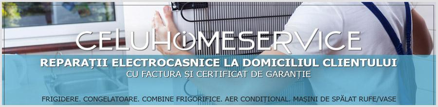 CeluHomeService Bucuresti - Reparatii electrocasnice Logo