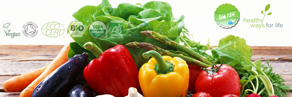 Bioraw electronice, electrocasnice, produse bio si naturale online Logo