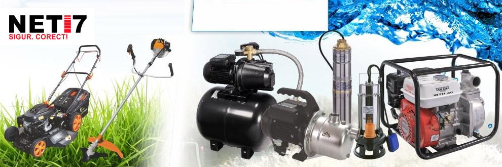Scule electrice si pneumatice online Bacau Logo