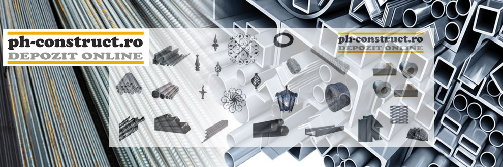 Magazin on-line materiale constructii, siderurgice Logo