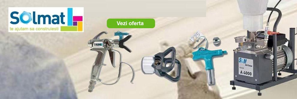 Solmat - Tehnica de injectie si vopsire airless Logo