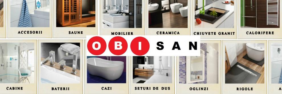 Obiecte sanitare, mobilier baie online Logo