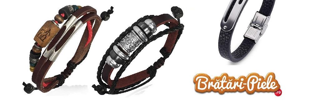 Bratari-Piele.ro magazin online bijuterii, accesorii din piele Logo