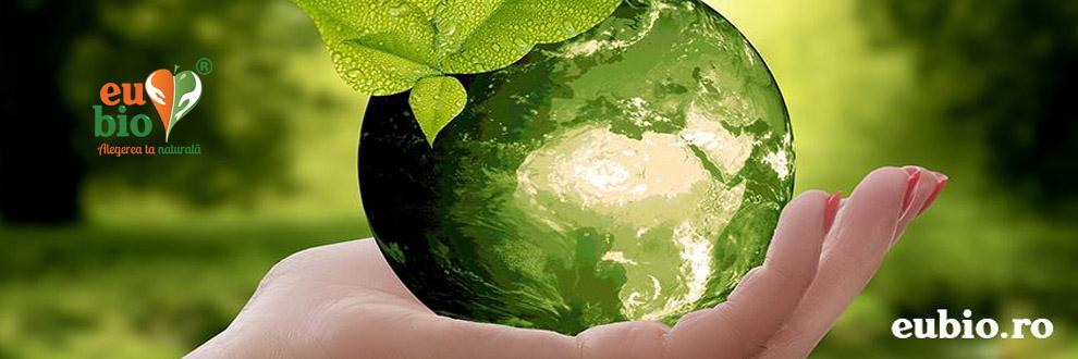 Eubio - magazin online cu produse naturale Logo