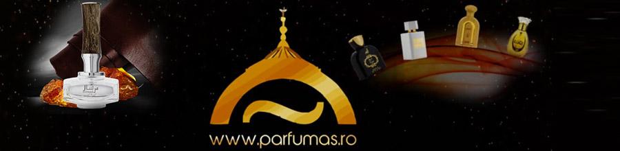 Confort N.M. 2003, Bucuresti - Parfumas.ro Logo