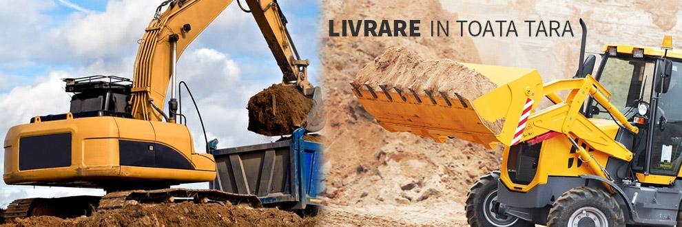 Utilaje, masini pentru industrie si constructii Ilfov Logo