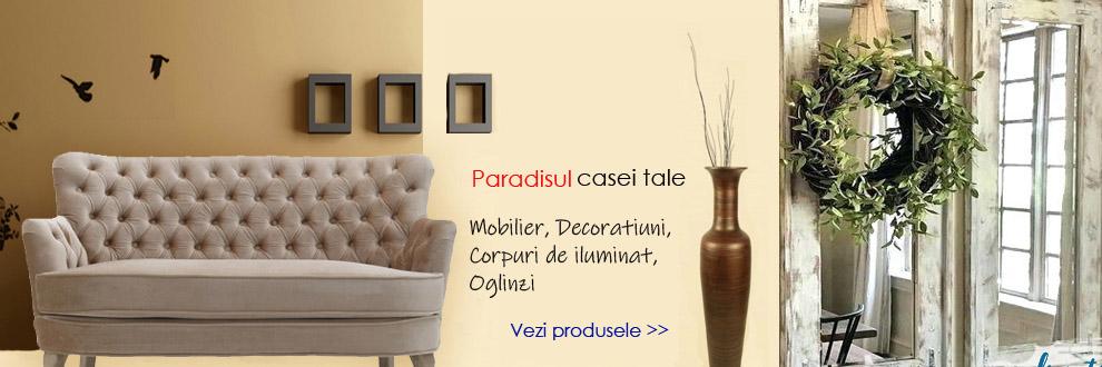 Charisma - cadouri, obiecte decorative Craiova Logo