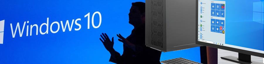 Instalari Windows 10 cu licenta, drivere si office Bucuresti, Ilfov Logo