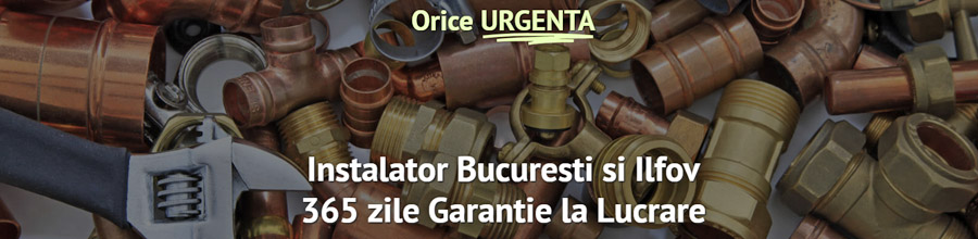 Reg Instal Business Construct - Instalator Bucuresti si Ilfov Logo