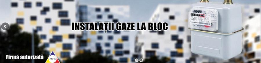 Corola Instalatii - Instalatii gaze, executie, reparatii si interventii, Bucuresti Logo