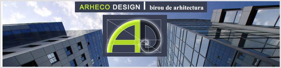 ARHECO DESIGN Logo