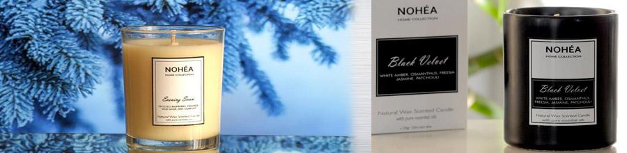 Nohea Home Collections - Lumanari si parfumuri naturale, Bucuresti Logo