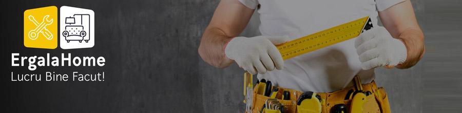 ErgalaHome - Asamblare, montare si reparare mobila, Bucuresti Logo