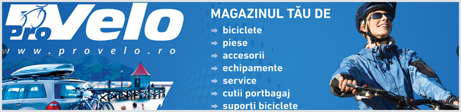 ProVelo Bucuresti - Vanzari si service biciclete Logo