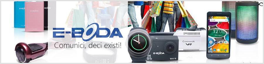 E-Boda Service Center - Comert si service produse electronice E-Boda Bucuresti Logo