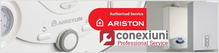Conexiuni Aero Klima Bucuresti - Service autorizat Ariston aer conditionat Logo