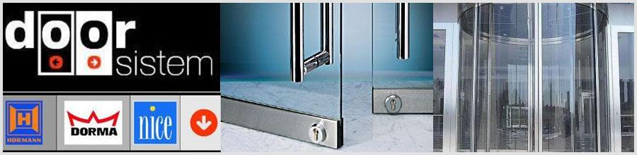 Door Sistem - Instalare si reparare sisteme de usi automate, Bucuresti Logo