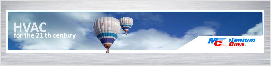MILENIUM CLIMA Bucuresti - Centrale termice si climatizare Logo