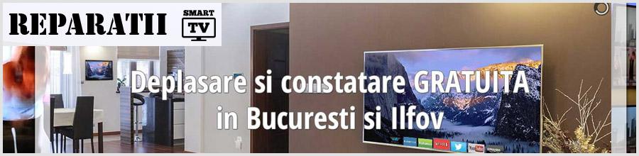 Smart TV Bucuresti - Atelier reparatii televizoare Logo