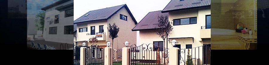 AXA Invest- Constructii civile si reconditionari, Bucuresti Logo