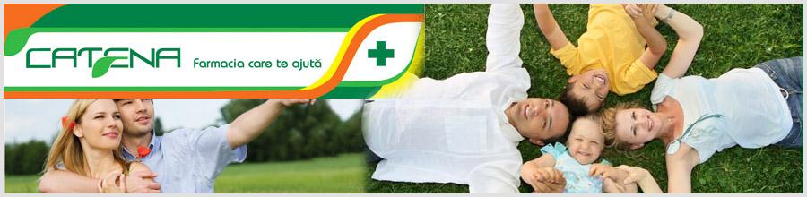 Farmaciile Catena Logo