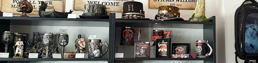 Gothic Fairy - magazin bijuterii, accesorii, decoratiuni Logo