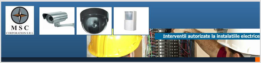 MSC Corporation Bucuresti - Executie si proiectare instalatii electrice Logo