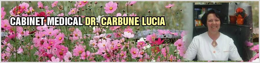 CABINET MEDICAL DR. CARBUNE LUCIA - Alergologie si Imunologie Clinica Logo