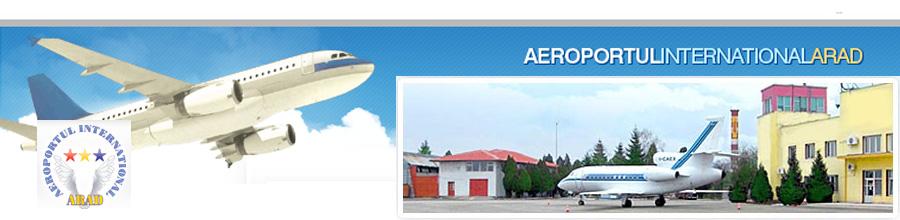AEROPORTUL INTERNATIONAL ARAD Logo