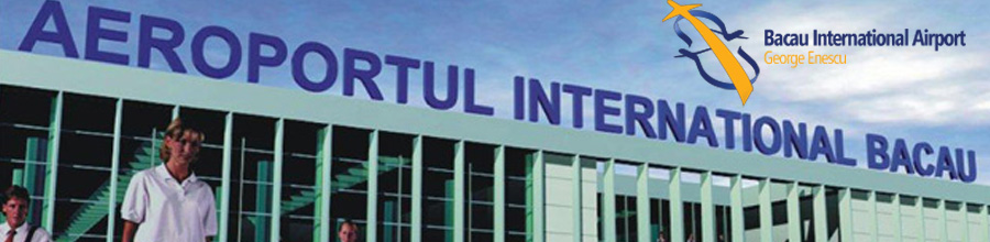 AEROPORTUL INTERNATIONAL BACAU Logo