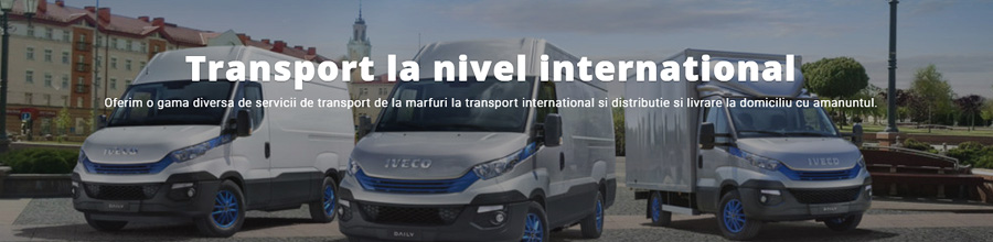 Fts Freight - Transport marfuri, distributie national, international Logo