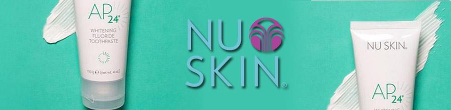 Nu Skyn - produse pentru ingrijirea fetei Logo