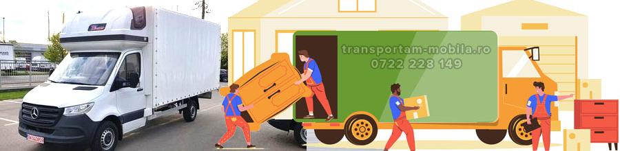 Transport mobila ieftin si rapid Bucuresti Logo