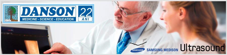 DANSON Aparate medicale performante Bucuresti Logo