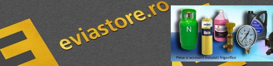 Evia Store Consulting - piese de schimb, accesorii si scule instalatii frigorifice Bucuresti Logo