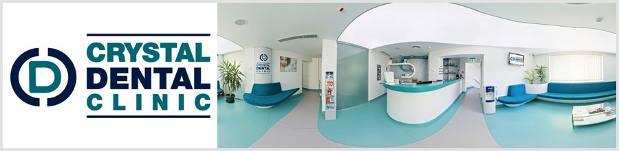 Clinica stomatologica Crystal Dental Clinic Bucuresti Logo