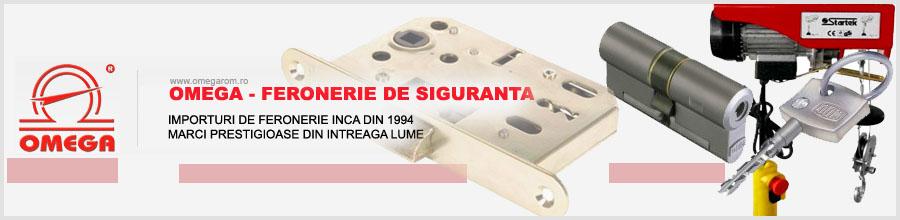 OMEGA ROM TRADE 94 Logo